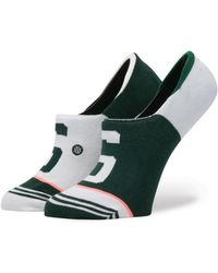 Stance - Michigan State Invisible Socks - Lyst