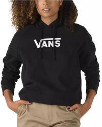 Vans Flying V Ft Boxy - Black