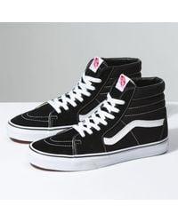 Vans Sk8 Hi Top Sneakers Vnd5ibka - Black