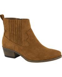 graceland Cowboy Boot - Bruin