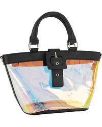 graceland Holografische Handtas - Meerkleurig