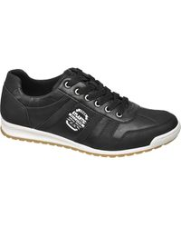 Memphis One E Sneaker - Zwart