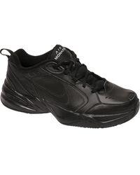Nike E Air Monarch - Zwart