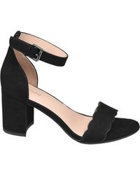 graceland E Sandaal - Zwart