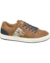 Memphis One - Bruine Sneaker - Lyst