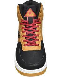Fila E Hoge Sneaker - Bruin