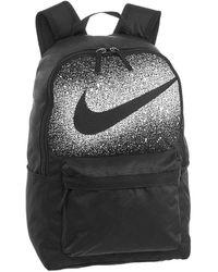 Nike Zwart/ Witte Rugtas