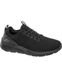 Skechers - E Sneaker Elastische Vetersluiting - Lyst