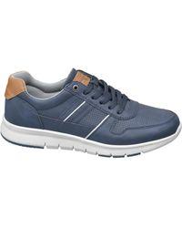 Memphis One E Sneaker - Blauw