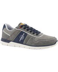 Memphis One - Grijze Sneaker - Lyst