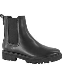 Esprit E Chelsea Boot - Zwart