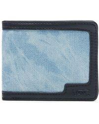 Vans Boyd Ii Brieftasche - Blau