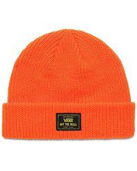 Vans Bruckner Cuff Beanie - Oranje