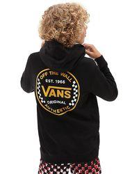 Vans - Jungen Authentic Checker Kapuzenjacke - Lyst