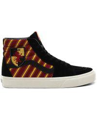 Vans X Harry Pottertm Gryffindor Sk8-hi Schoenen - Rood