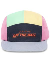 Vans Checkwork Camper Hat - Multicolour