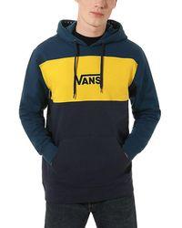 Vans Retro Active Kapuzenpullover - Blau