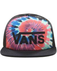 Vans Spring Break Trucker-kappe - Mehrfarbig
