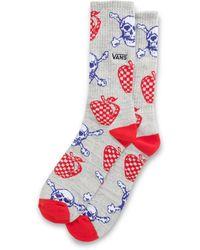 Vans New Varsity Socken - Grau