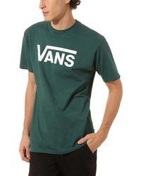 Vans Classic T-shirt - Grün