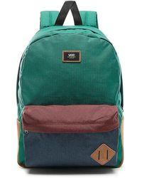 Vans Old Skool Ii Backpack - Rot