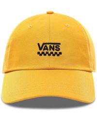 Vans Court Side Kappe - Gelb