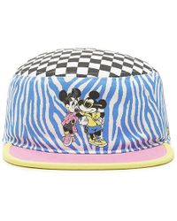 Vans Casquette Disney X Hyper Minnie Painters - Bleu