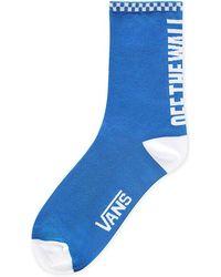 Vans Ticker Socken - Blau