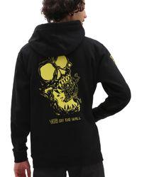 Vans Sweat À Capuche Mike Gigliotti For X Spongebob Skull - Noir