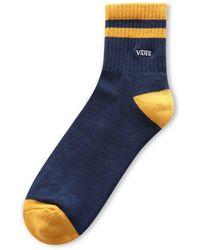 Vans Half Crew Socken 9 - Gelb