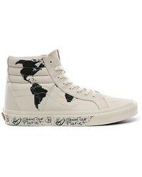 Vans Save Our Planet X Sk8-hi Reissue Shoes - Black