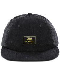 Vans Bruckner Vintage Kappe - Grau
