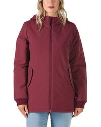 Vans Inferno Parka Mte Jacket - Red