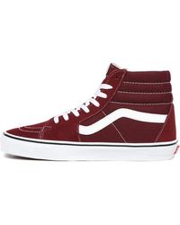 Vans Zapatillas Sk8-hi - Rojo