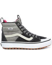 Vans Sk8-hi Mte 2.0 Dx Shoes - Grey