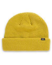 Vans Core Basics Beanie-mütze - Gelb
