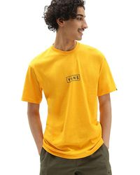 Vans - Classic Easy Box T-shirt - Lyst
