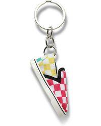 Vans Slip-on Schlüsselanhänger - Mehrfarbig
