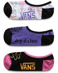 Vans Socquettes Cultive Care Canoodle - Multicolore