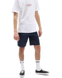 Vans Authentic Stretch Shorts - Blue