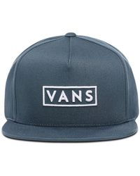 Vans Easy Box Snapback Pet - Grijs