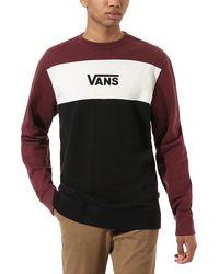 Vans Retro Active Crew Sweater - Rood