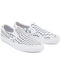 Vans - Chaussures U-paint Classic Slip-on - Lyst