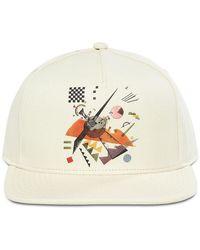 Vans Moma Kandinsky Snapback-kappe - Mehrfarbig