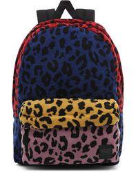 Vans Leopard Deana Iii Rucksack - Mehrfarbig