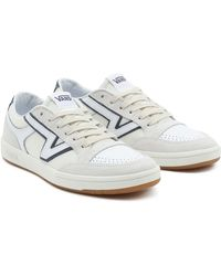 Vans Chaussures Serio Collection Lowland Cc - Blanc