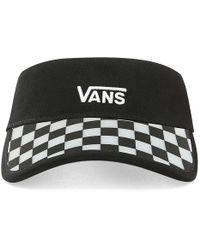 Vans Clear Cut Visor-kappe - Schwarz