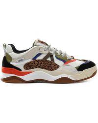 Vans Tiny Cheetah Varix Wc Schuhe - Weiß