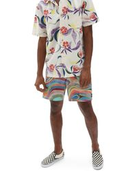 "Vans X Chris Johanson 17"" Boardshorts - Multicolour"