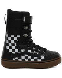 Vans Herren Hi-standard Ll Dx Snowboard Boots - Schwarz